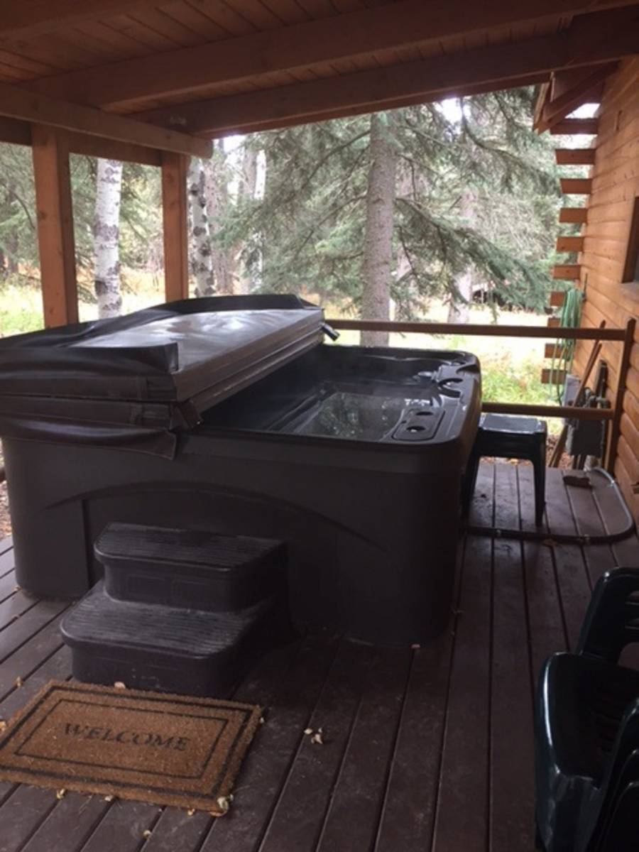 Adventure 1 Hot Tub