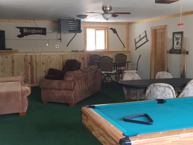 Pine View Game Room