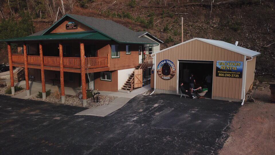 Buffalo Thunder Lodge | Black Hills Cabin Rentals